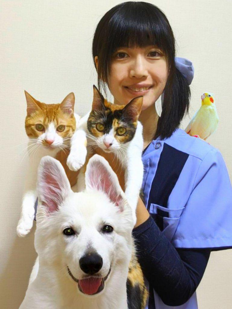 看護師 鎌田美理